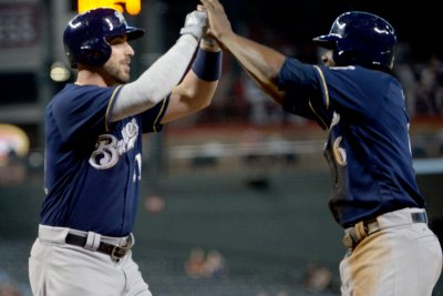Lorenzo Cain to return for Brewers' series opener vs. Royals