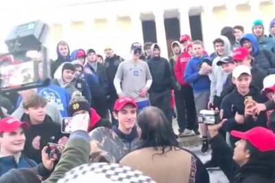 Confrontation with Native Americans in D.C. draws varying accounts