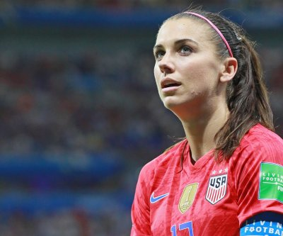 U.S. women's soccer star Alex Morgan injured, out for NWSL season
