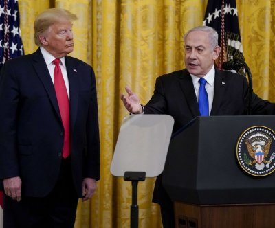 Trump's Mideast peace plan: 2 states, Palestine capital in East Jerusalem