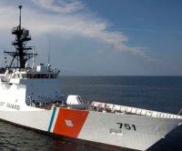 Coast Guard Cutter Waesche completes repairs after September fire