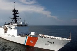 Coast Guard Cutter Waesche completes repairs after September fire