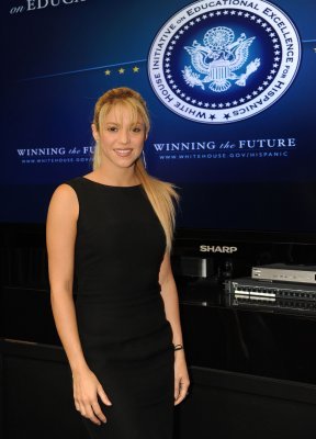 Obama names Shakira to post
