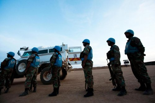 U.N.: Peace in Darfur a long way off