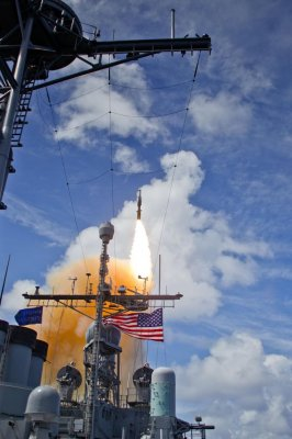 Navy deploys Standard Missile-3 IB