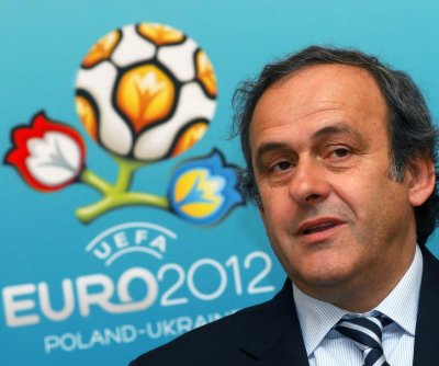 Michel Platini running for president of FIFA in 2016 election