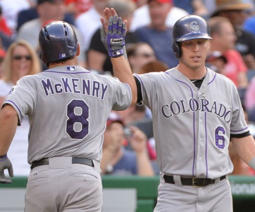 Colorado Rockies, Tampa Bay Rays finalize Corey Dickerson-Jake McGee deal