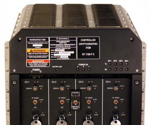 Navy orders additional Digital Modular Radios