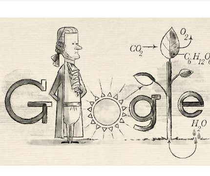 Google honors scientist Jan Ingenhousz with new Doodle