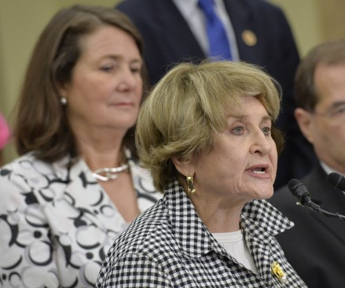 N.Y. congresswoman hospitalized after falling at D.C. home