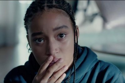 'The Hate U Give' first trailer tackles race, police brutality