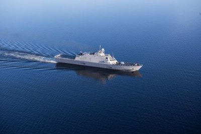 Navy to commission littoral combat ship USS Sioux City