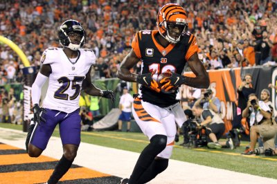 Bengals WR A.J. Green out for season with toe injury