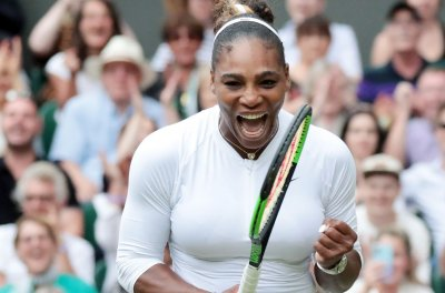 Wimbledon: Serena Williams moves on to final, eyes record Grand Slam