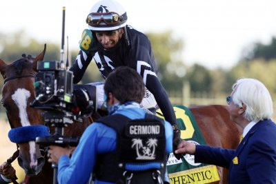 Authentic targets Preakness after 'crazy' Kentucky Derby win