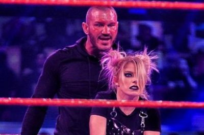 WWE Raw: Randy Orton gets revenge on Alexa Bliss
