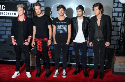 One Direction to release third album Nov. 25