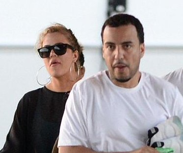 Khloe Kardashian, French Montana spotted in Key West