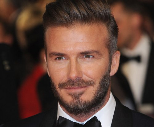David Beckham stars in underwear commercial parody on 'Late Late Show'