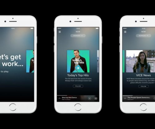 Spotify launches video, new approach to music service
