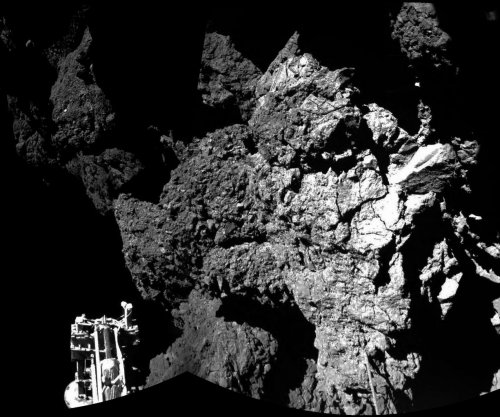 Rosetta mission extended, probe may land on comet 67P