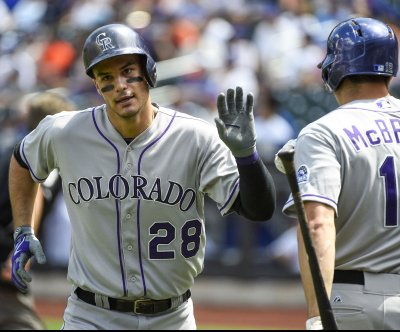Nolan Arenado powers Colorado Rockies past San Francisco Giants