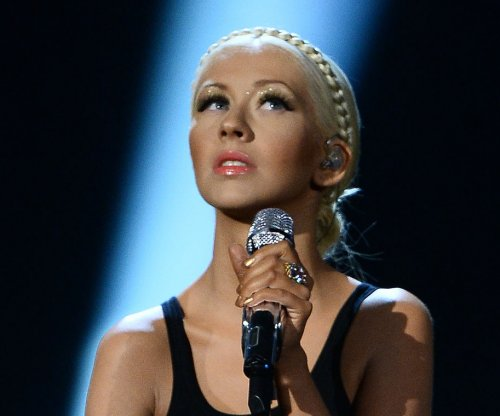 Christina Aguilera on new album: 'I'm super, super excited'