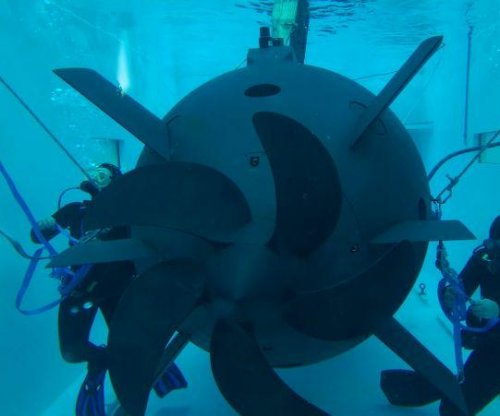 Proteus underwater vehicle completes unmanned endurance test