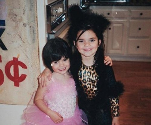 Kendall Jenner's family posts throwback photos for 21st birthday