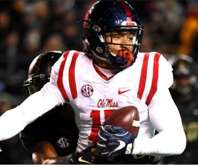 New York Giants like Ole Miss TE Evan Engram's middle-of-the-field ability