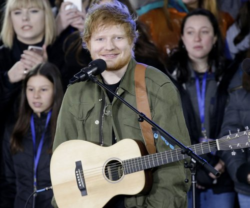 Ed Sheeran says he's 'not engaged' to Cherry Seaborn
