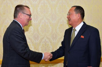 U.N. official's visit to North Korea raises questions about sanctions