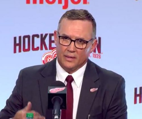 Detroit Red Wings officially name Steve Yzerman as general manager