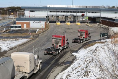 Canada-U.S. border closure extended for another month