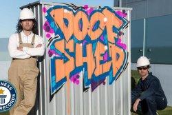 Australian twins construct world's smallest mobile nightclub