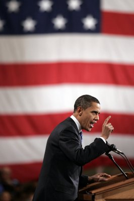 'Post-partisan' talk divisive for Obama