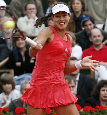 Ivanovic takes top ranking into U.S. Open