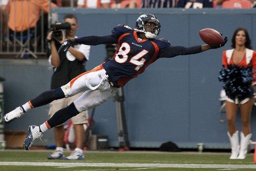 Broncos send Lloyd to Rams for draft pick