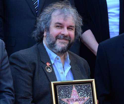Peter Jackson gets a star on the Hollywood Walk of Fame