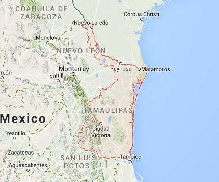 Drug cartel violence escalating in Mexican state of Tamaulipas