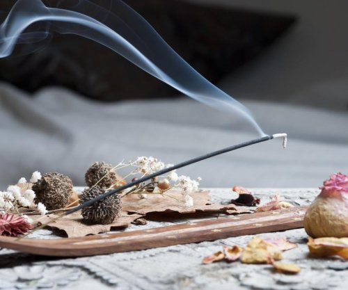 Chemical compounds in incense may be detrimental to health