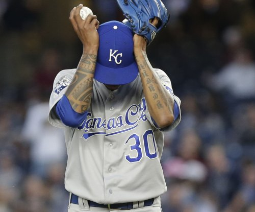 Yordano Ventura Ks 10 as Kansas City Royals top Chicago White Sox