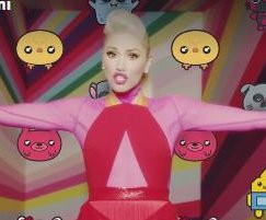 Gwen Stefani raps in preview for upcoming Nickelodeon series