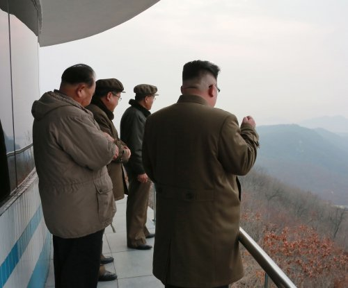 North Korea hails rocket engine test as 'great leap forward'