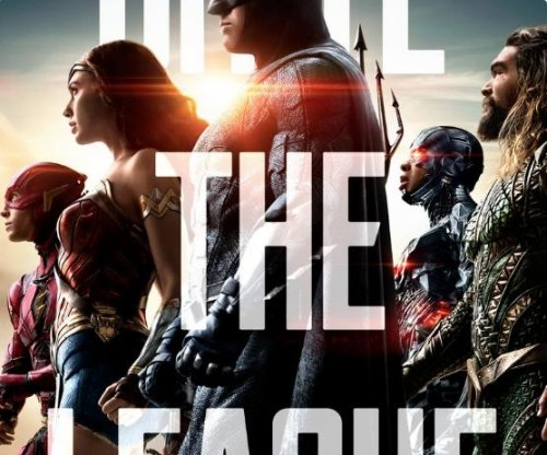 Heroes assemble in new 'Justice League' poster