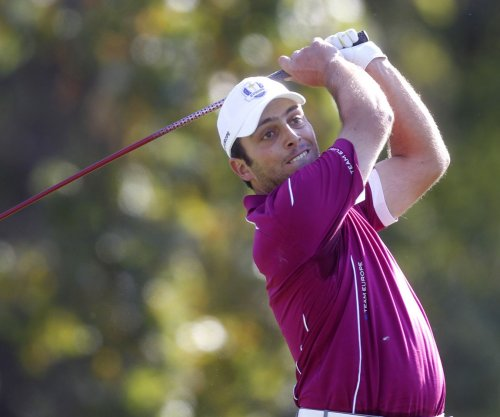 2017 Wells Fargo Championship: Francesco Molinari takes 1-stroke lead in Wilmington