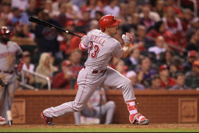 Adam Duvall, Cincinnati Reds power past Chicago Cubs
