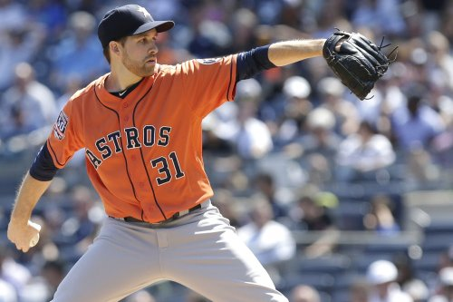 Houston Astros blank Oakland Athletics behind Collin McHugh, bullpen