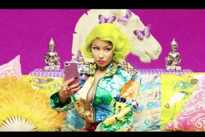 BTS releases new 'Idol' video featuring Nicki Minaj