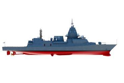 Saab, BAE, Lockheed partner for Australia's Hunter-class frigates